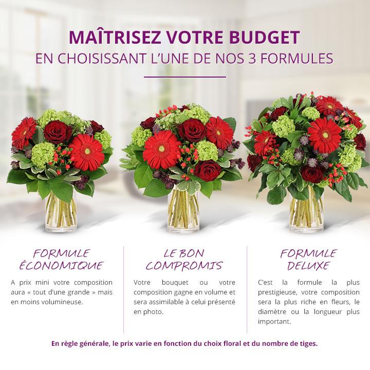 4200 le bon compromis - Florajet Mariage